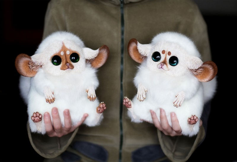 cute-fantasy-creepy-animal-anime-creatures-dolls-sculptures (17)
