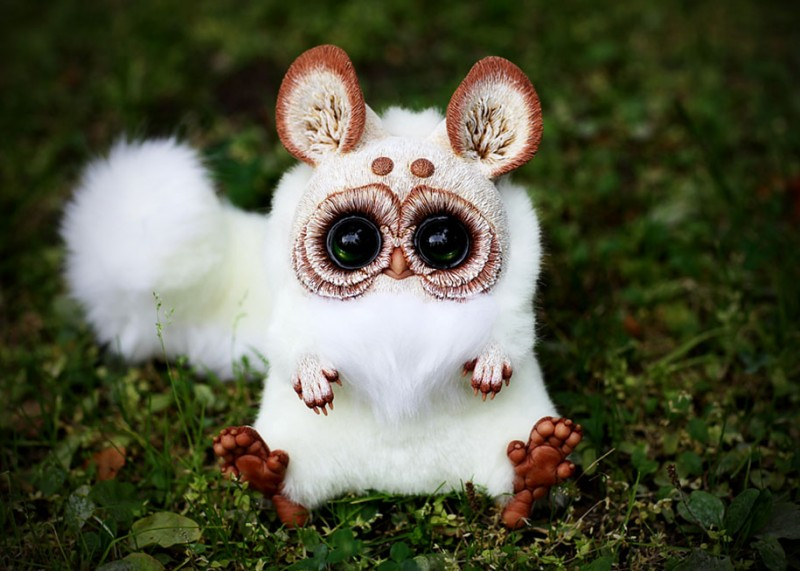 cute-fantasy-creepy-animal-anime-creatures-dolls-sculptures (4)