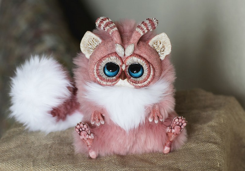 cute-fantasy-creepy-animal-anime-creatures-dolls-sculptures (5)