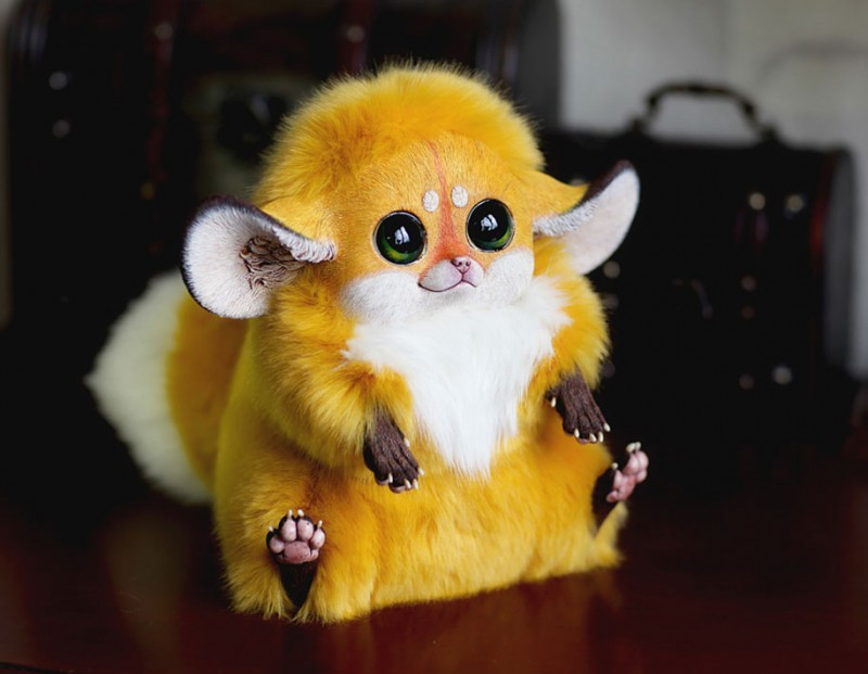 cute-fantasy-creepy-animal-anime-creatures-dolls-sculptures (8)