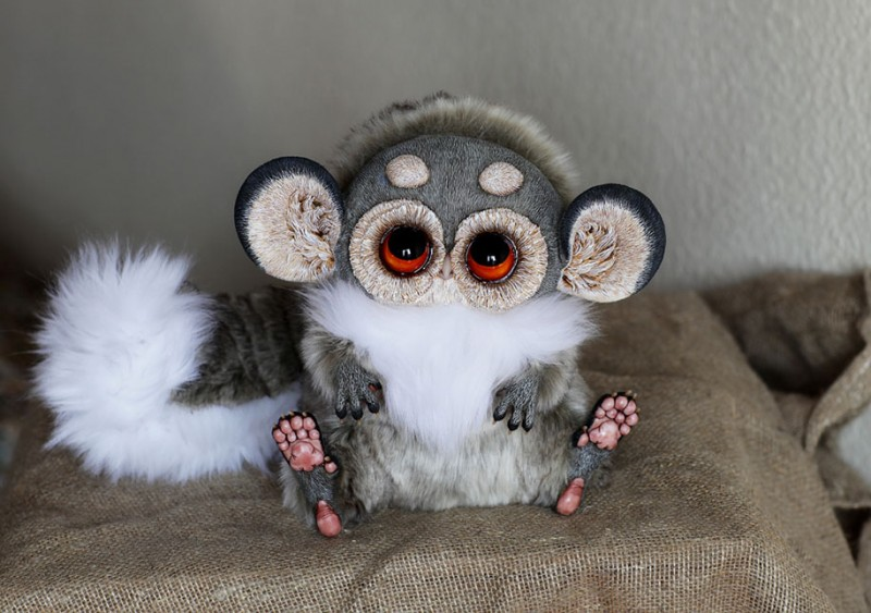 cute-fantasy-creepy-animal-anime-creatures-dolls-sculptures
