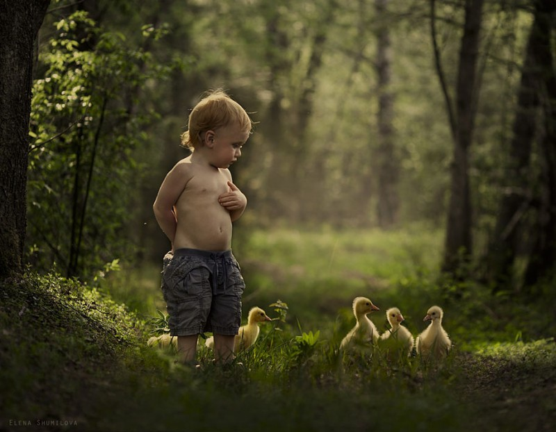 heartwarming-touching-beautiful-children-animals-photos-russia (16)