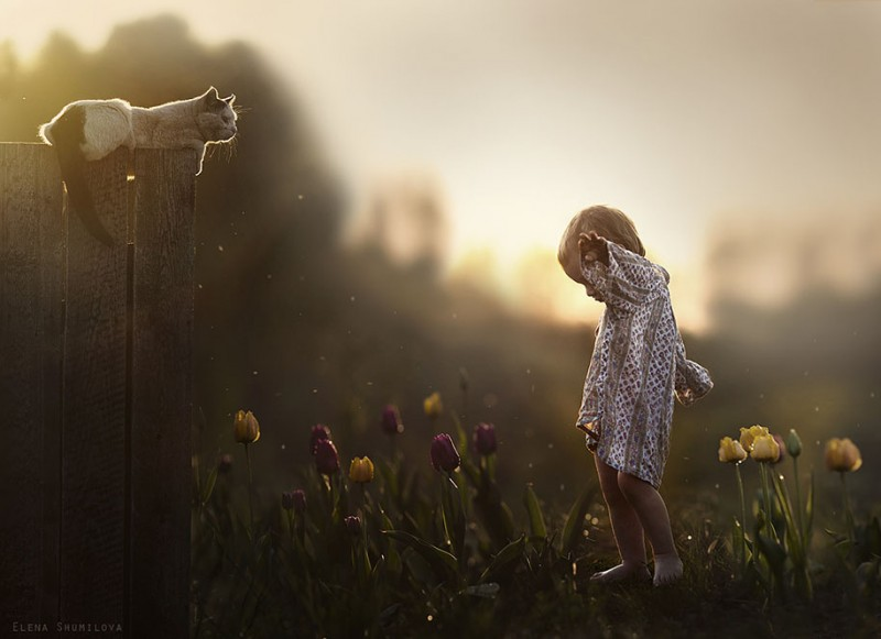 heartwarming-touching-beautiful-children-animals-photos-russia (22)