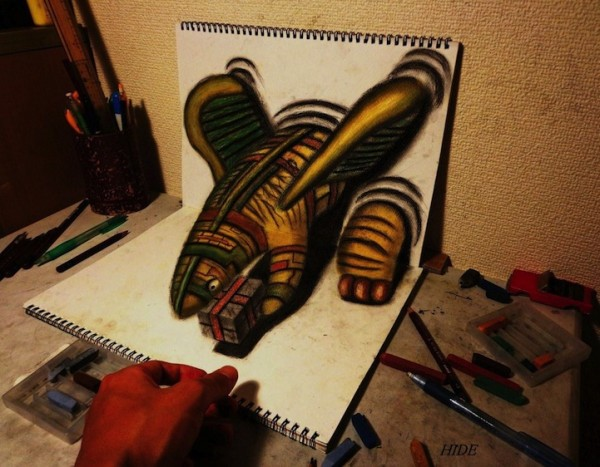 incredible-cool-amazing-3D-Anamorphic-Illustrations-pencil-drawings (12)