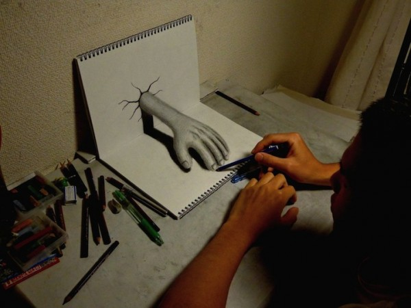 incredible-cool-amazing-3D-Anamorphic-Illustrations-pencil-drawings (13)