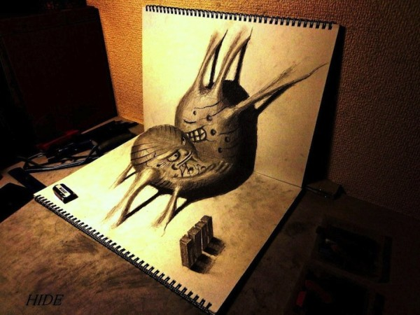 incredible-cool-amazing-3D-Anamorphic-Illustrations-pencil-drawings (3)