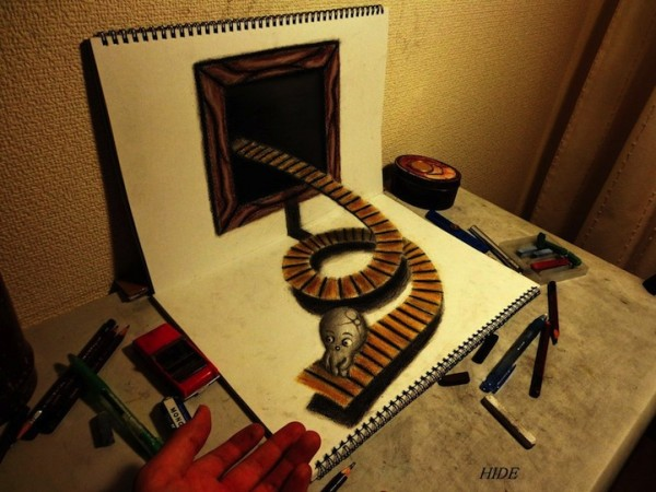 incredible-cool-amazing-3D-Anamorphic-Illustrations-pencil-drawings (5)