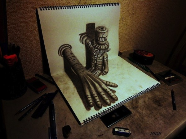 incredible-cool-amazing-3D-Anamorphic-Illustrations-pencil-drawings (8)