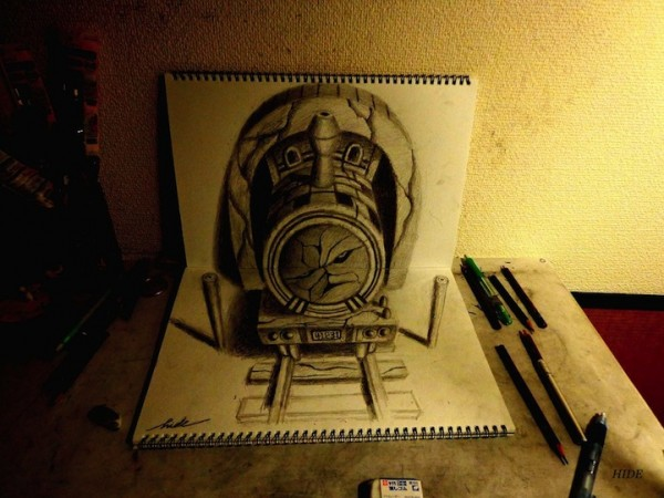 incredible-cool-amazing-3D-Anamorphic-Illustrations-pencil-drawings (9)