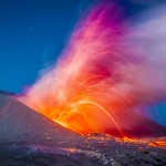 Spectacular photos of erupting volcano in the Puyehue-Cordón Caulle chain in Chile