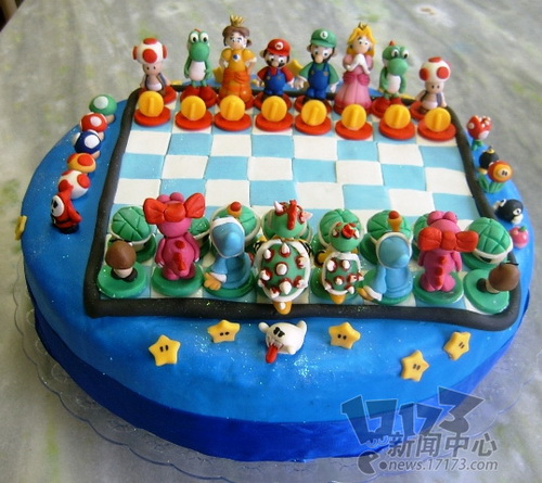 amazing-cool-wonderful-video-games-animation-cakes-designs (9)
