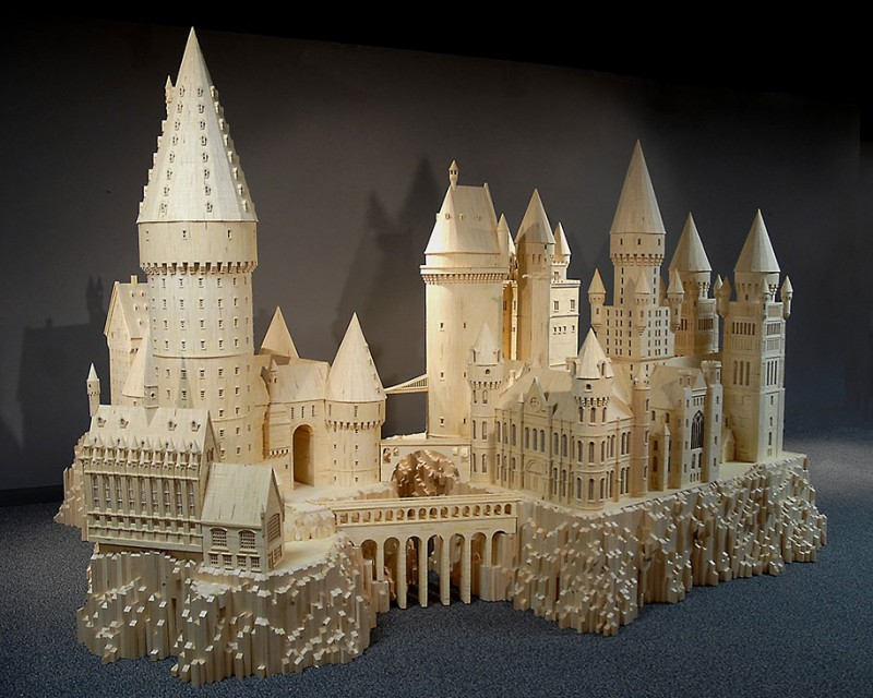 cool-wonderful-biggest-detailed-wooden-matchstick-models-sculpture (3)