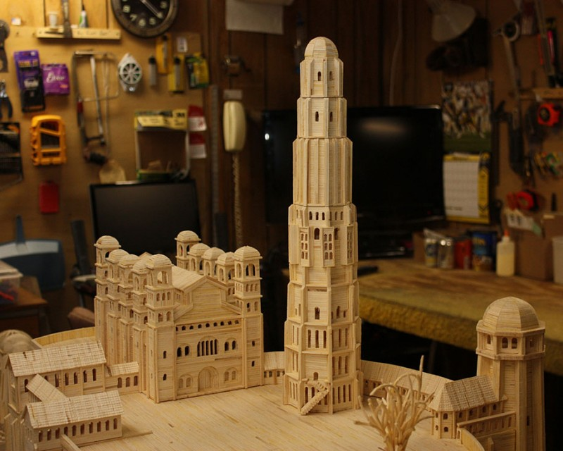 cool-wonderful-biggest-detailed-wooden-matchstick-models-sculpture (7)