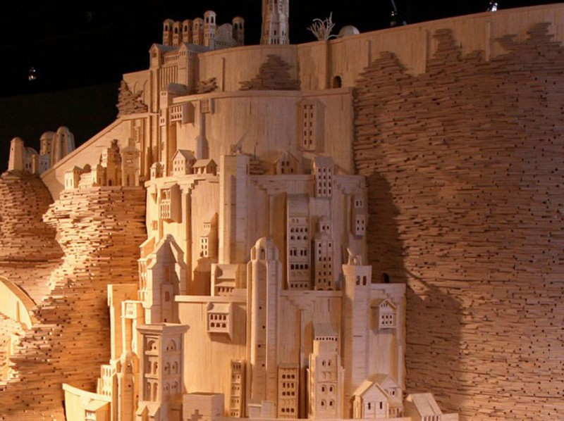 cool-wonderful-biggest-detailed-wooden-matchstick-models-sculpture (8)