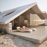 Desert Villa project by Studio Aiko
