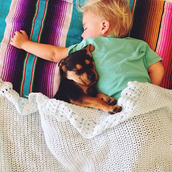 lovely-funny-cute-pictures-toddler-sleeping-with-puppy-dog (1)