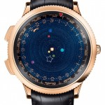 Displaying The Solar System's Movements On Your Wrist –  Breathtaking Astronomical Watch