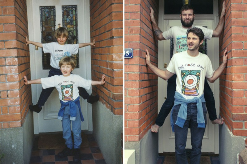 touching-recreated-photos-childhood-brothers-photos (5)