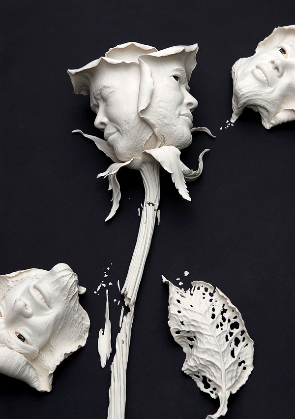 Imaginative ceramic sculptures for Cool ceramic art