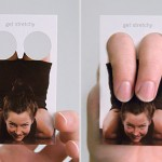 Great collection of most creative and memorable business cards designs (73) presenting yourself