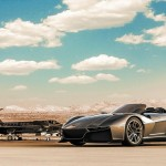 Modern Super Car – The Rezvani Motors Beast