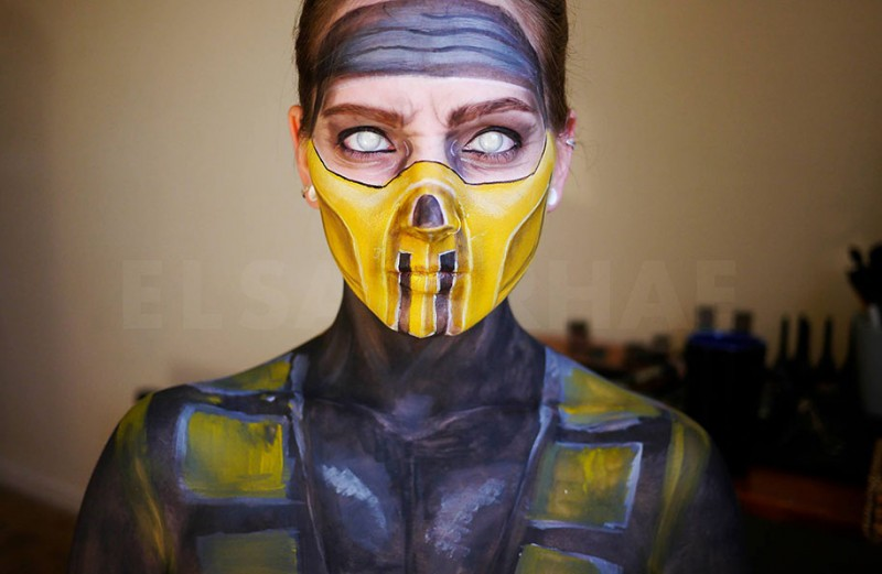 awesome-eye-catching-cool-make-up-face-painting-characters (14)