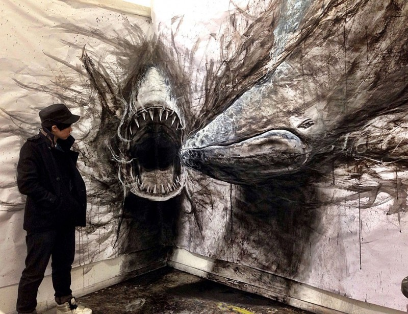awesome-impressive-3D-drawings-life-sized-animals-artwork (1)