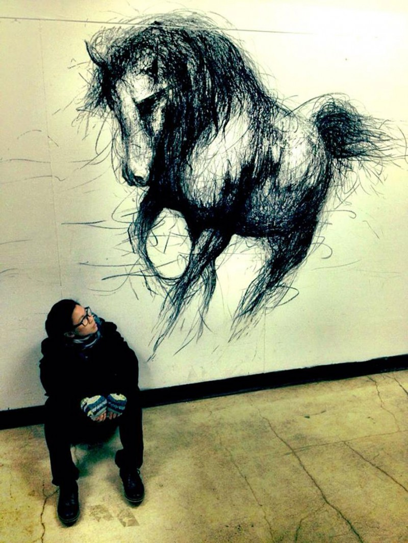 awesome-impressive-3D-drawings-life-sized-animals-artwork (8)