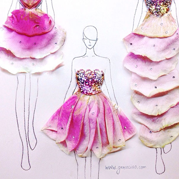 creative-beautiful-real-flower-petals-fashion-illustrations-clothing-sketches-design-inspiration (2)