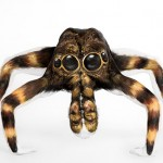 Wondrous body paintings of animals