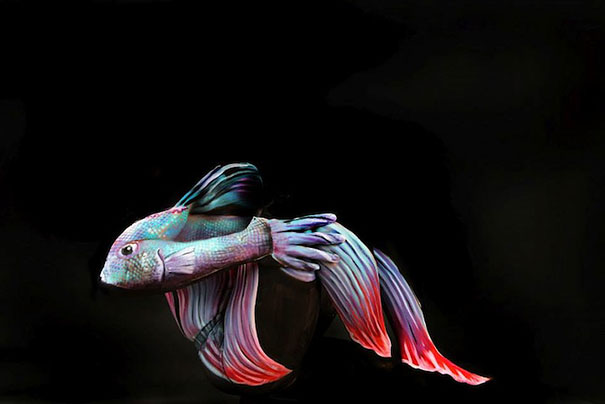 amazing-masterful-optical-illusion-Body-Paintings-art (12)