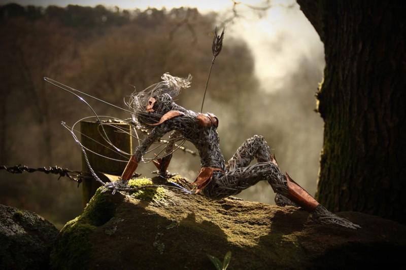 amazing-beautiful-steel-wire-fairy-dandelion-sculptures (4)