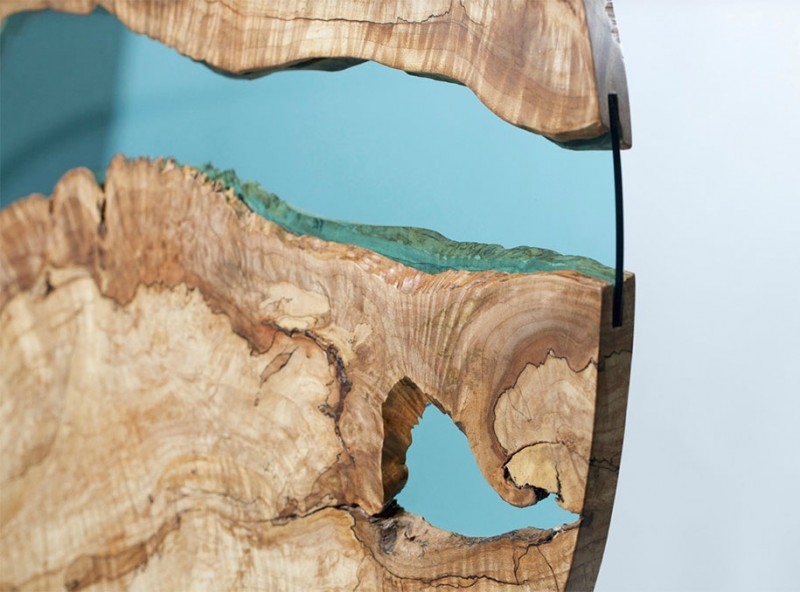 unique-furniture-design-wooden-table-glass-river-lake (9)
