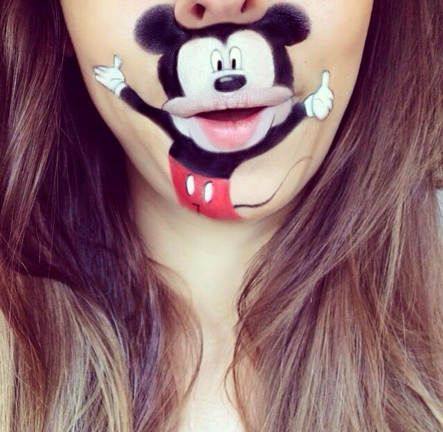 funny-face-paintings-Cartoon-Characters (12)