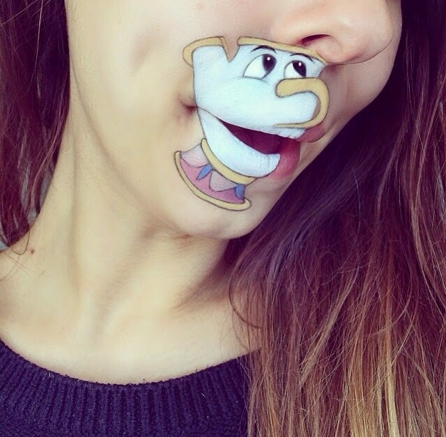 funny-face-paintings-Cartoon-Characters (15)