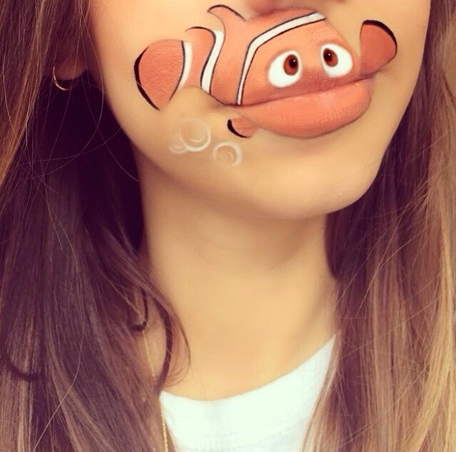funny-face-paintings-Cartoon-Characters (16)