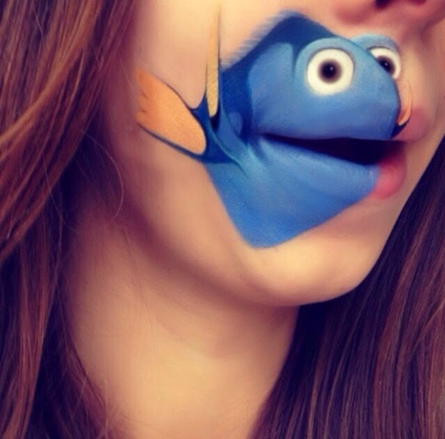 funny-face-paintings-Cartoon-Characters (17)