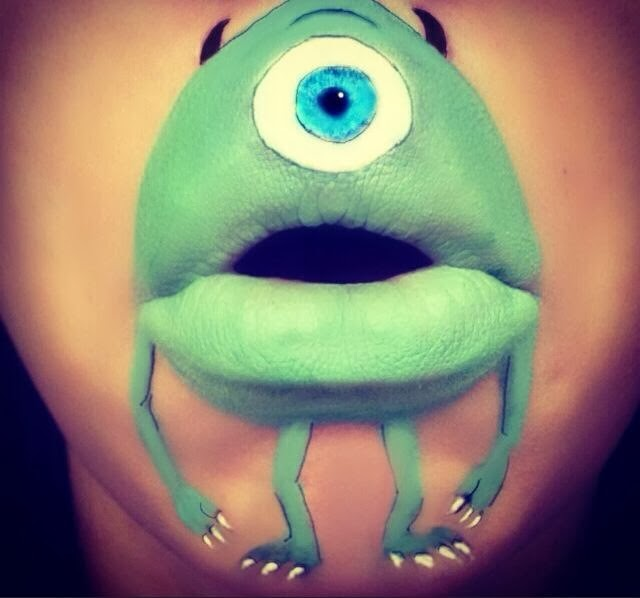 funny-face-paintings-Cartoon-Characters (19)