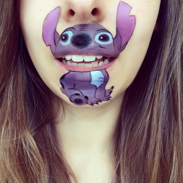funny-face-paintings-Cartoon-Characters (22)