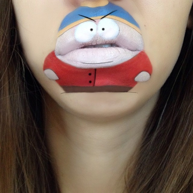 funny-face-paintings-Cartoon-Characters (23)
