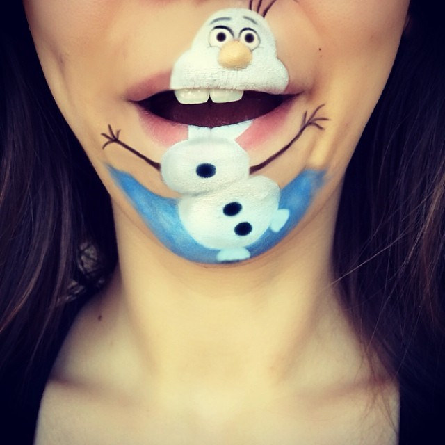 funny-face-paintings-Cartoon-Characters (25)