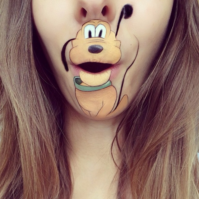 funny-face-paintings-Cartoon-Characters (27)