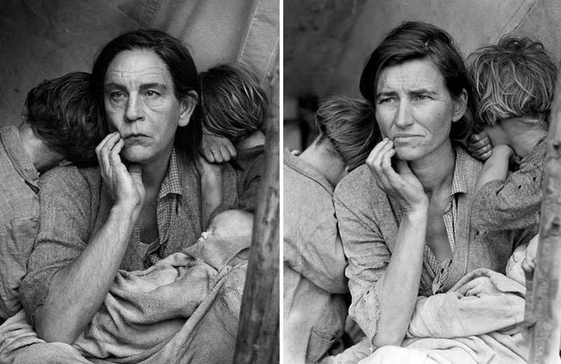 john-malkovich-Iconic-portraits-recreated-photos (15)
