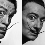 American photographer recreated world's most famous portraits captured throughout history with John Malkovich as the main subject