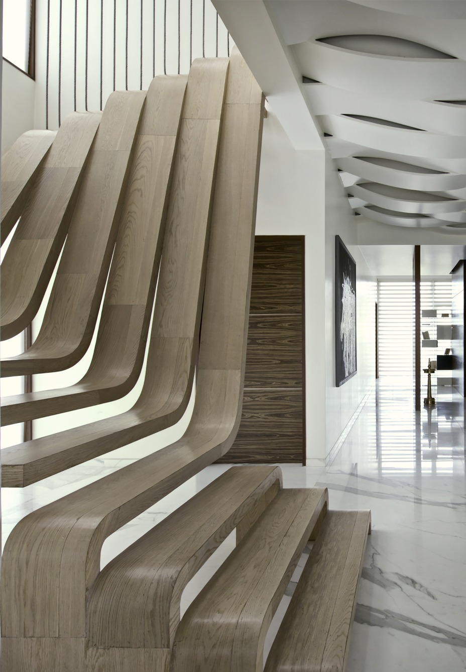 20 coolest staircase designs that will reinvent and for Interior staircase designs