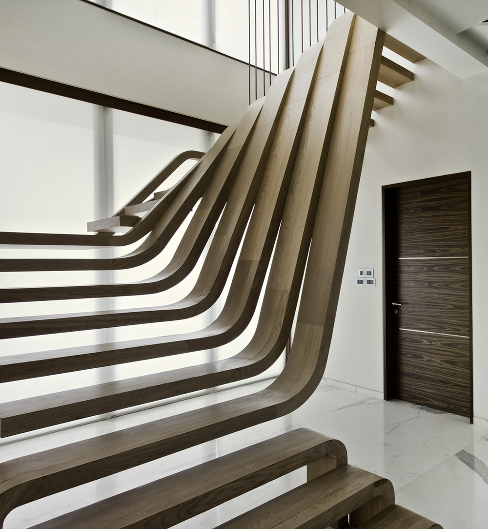 20 Unusual Interior Decorating Ideas For Wooden Stairs: 20 Coolest Staircase Designs That Will Reinvent And
