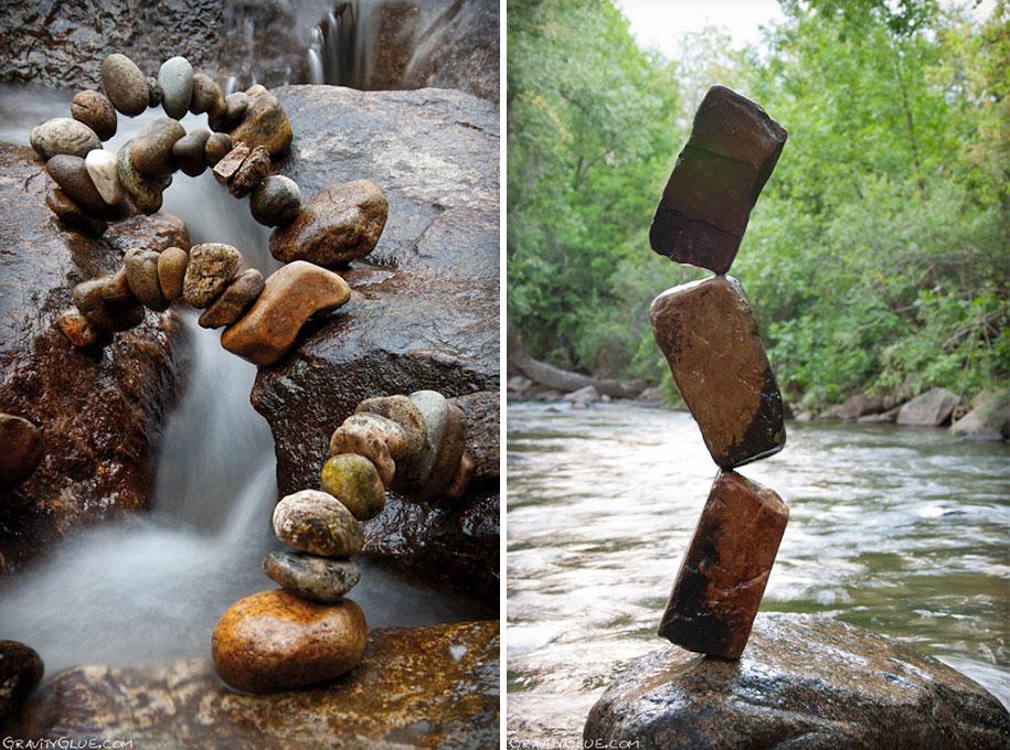Amazing Gravity Defying Stone Balancing Art Looks Like Magic