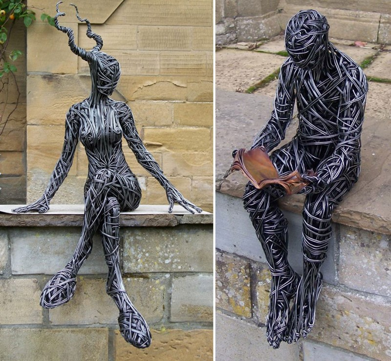 metal-wire-sculpture-human-shapes (4)