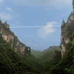 The Longest And Highest Transparent Glass-Bottom Bridge And The Highest Bungee Jump Point In The World Will Open In China