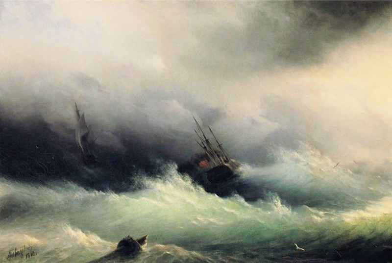 amazing-beautiful-stunning-sea-waves-classical-19th-paintings (4)